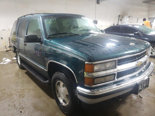 Chevrolet Tahoe salvage cars for sale: 1996 Chevrolet Tahoe