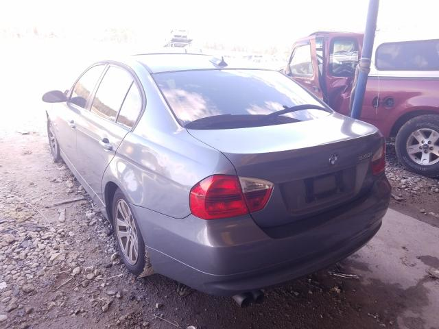 2007 BMW 328 I - Right Front View