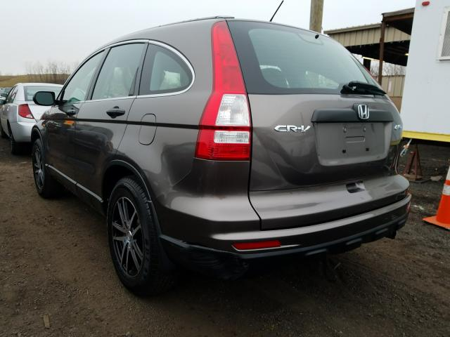 2010 HONDA CR-V LX 5J6RE4H35AL038106
