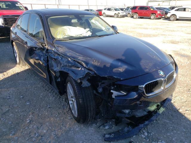 2017 BMW 320 I - Other View Lot 31586221.
