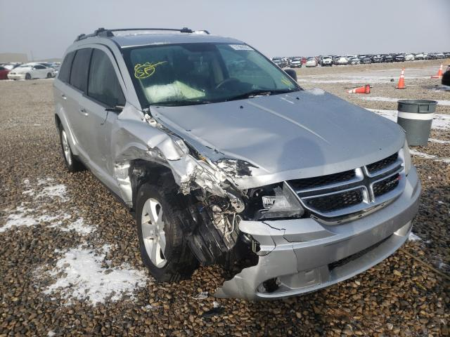 Salvage cars for sale from Copart Magna, UT: 2013 Dodge Journey SE