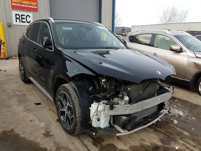 BMW salvage cars for sale: 2018 BMW X1 XDRIVE2