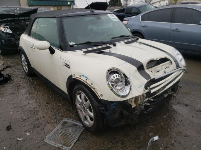 Mini salvage cars for sale: 2008 Mini Cooper S
