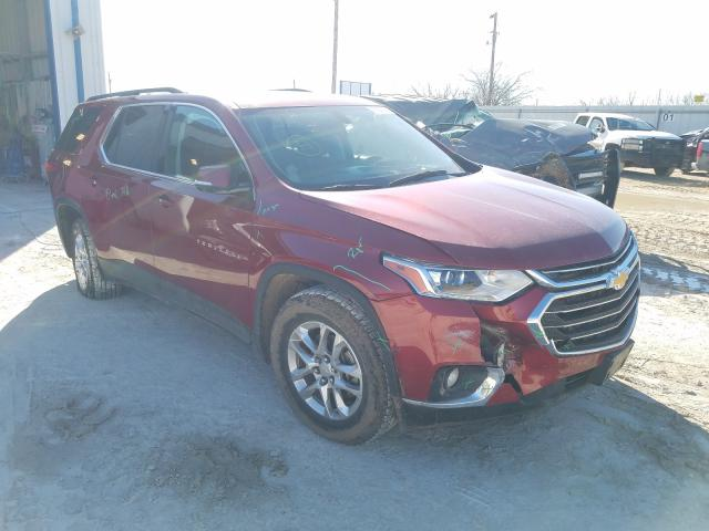 продажа 2019 Chevrolet Traverse L 3 6l Burgundy в Abilene Tx 31941281 A Better Bid
