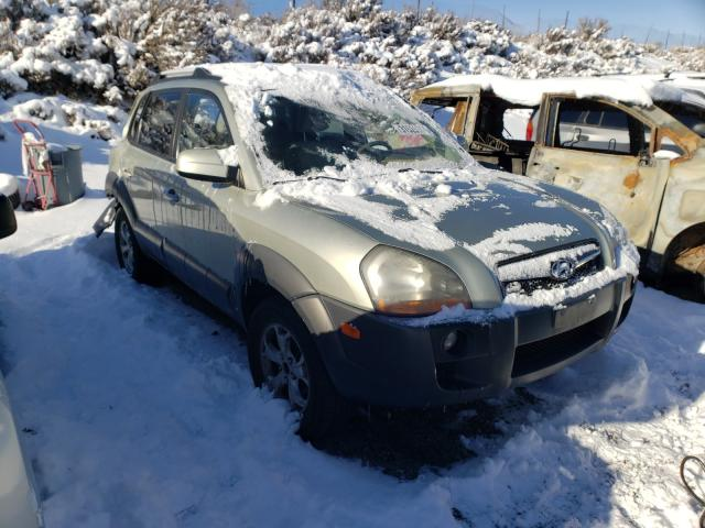 Salvage cars for sale from Copart Reno, NV: 2009 Hyundai Tucson SE