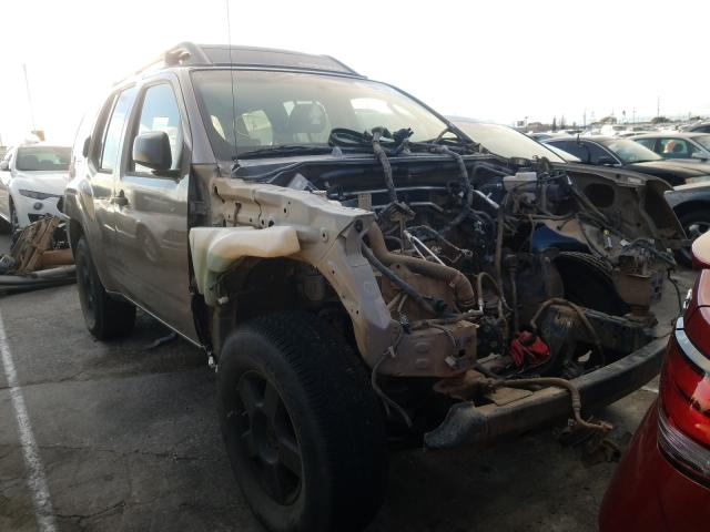 Salvage 2007 NISSAN XTERRA - Small image. Lot 31601161