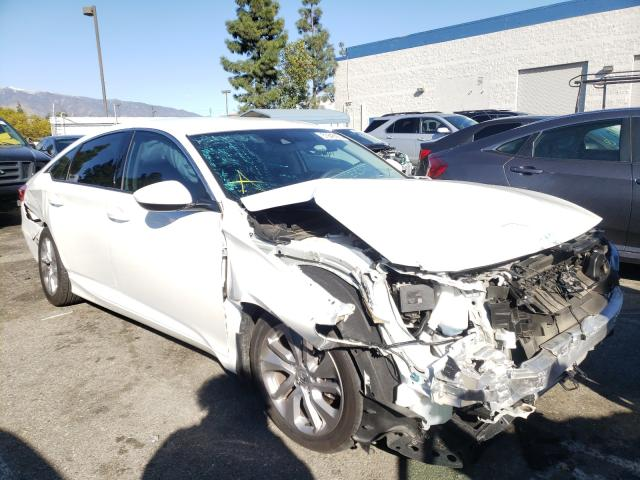 Salvage cars for sale from Copart Rancho Cucamonga, CA: 2020 Honda Accord LX