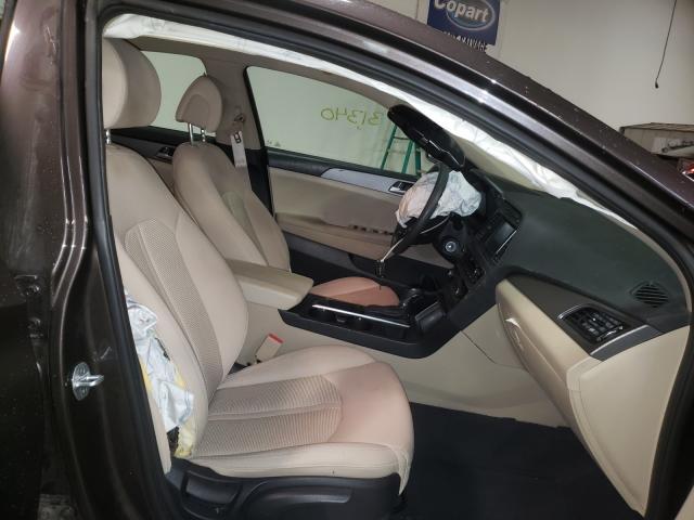 2017 Hyundai SONATA | Vin: 5NPE24AF4HH464546