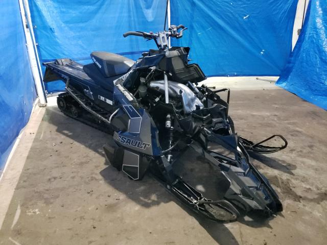 Salvage cars for sale from Copart Atlantic Canada Auction, NB: 2018 Polaris Assault