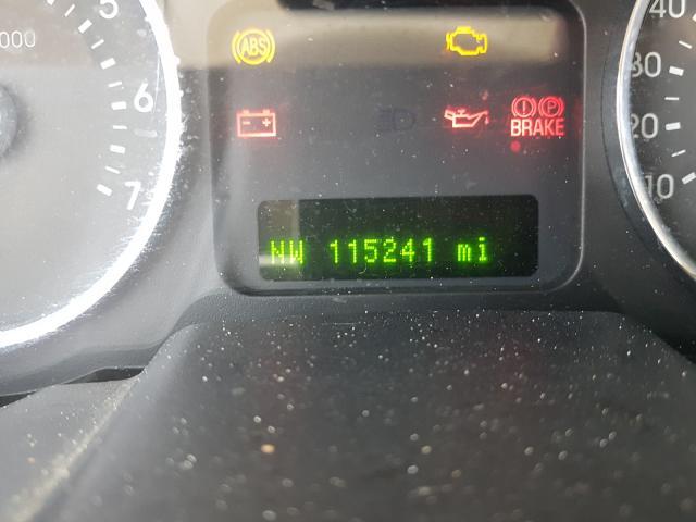 2006 MERCURY MONTEGO PR - Engine View