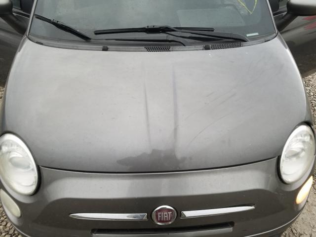 2012 FIAT 500 POP 3C3CFFAR7CT379649