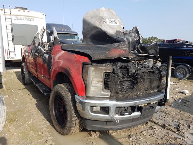 Salvage cars for sale from Copart Houston, TX: 2017 Ford F250 Super