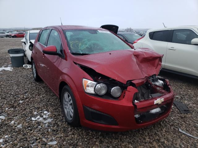 Salvage cars for sale from Copart Magna, UT: 2013 Chevrolet Sonic LT