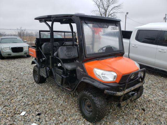 Kubota salvage cars for sale: 2018 Kubota RTV-X1140