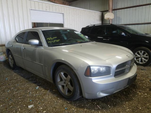 Salvage cars for sale from Copart Houston, TX: 2010 Dodge Charger SX