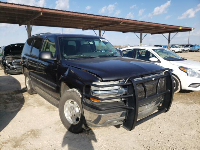 Salvage cars for sale from Copart Temple, TX: 2004 Chevrolet Tahoe C150