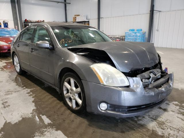 Nissan salvage cars for sale: 2006 Nissan Maxima S