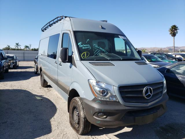 Mercedes-Benz Sprinter 2 salvage cars for sale: 2017 Mercedes-Benz Sprinter 2