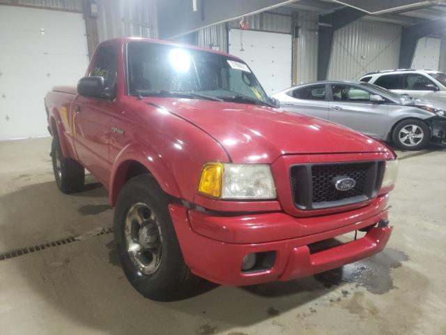 Ford Ranger salvage cars for sale: 2005 Ford Ranger