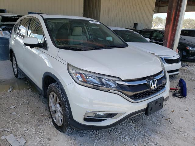 Salvage cars for sale from Copart Homestead, FL: 2015 Honda CR-V EX
