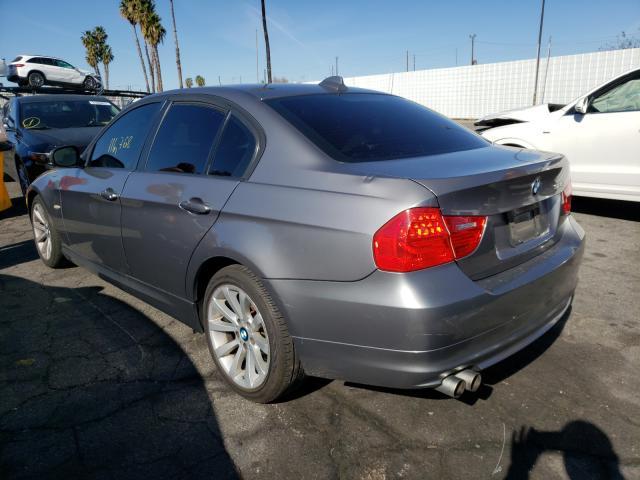 2011 BMW 3 series   Vin: WBAPH5G53BNM76719