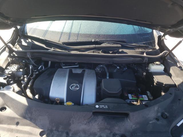 2017 Lexus RX   Vin: 2T2ZZMCA6HC062735