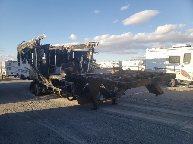 Manac Inc Trailer salvage cars for sale: 2003 Manac Inc Trailer