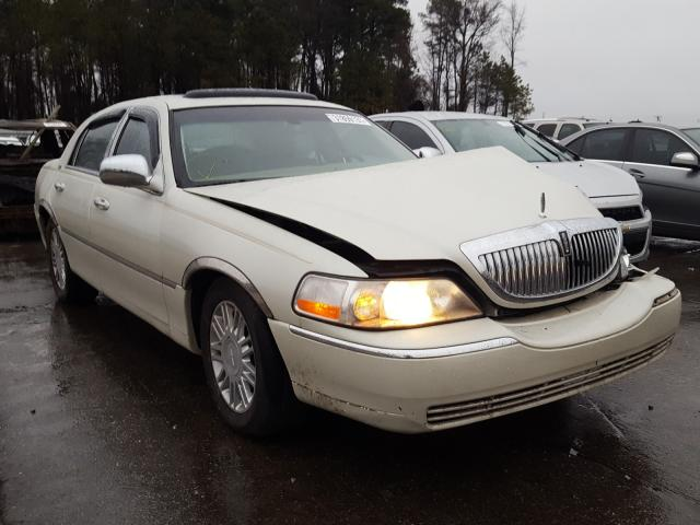 Lincoln salvage cars for sale: 2006 Lincoln Town Car S