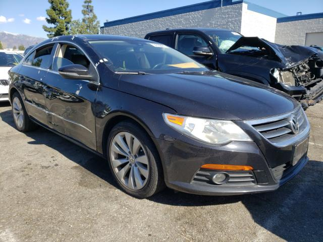 Salvage cars for sale from Copart Rancho Cucamonga, CA: 2010 Volkswagen CC Sport