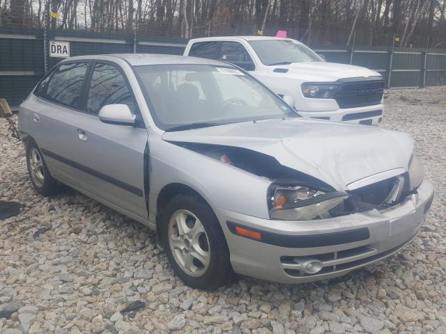 Honda Elantra salvage cars for sale: 2005 Honda Elantra