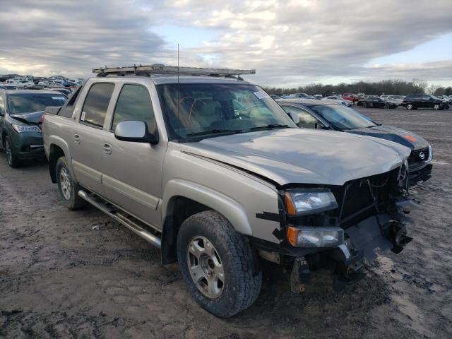2005 CHEVROLET AVALANCHE - Other View