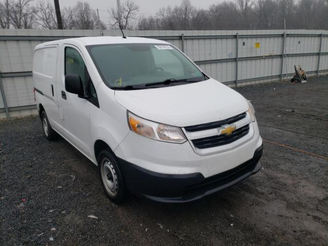 Salvage cars for sale from Copart York Haven, PA: 2015 Chevrolet City Expre
