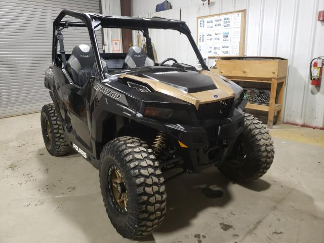 Salvage cars for sale from Copart Duryea, PA: 2019 Polaris General 10
