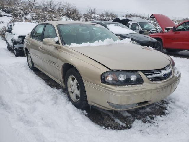 Salvage cars for sale from Copart Reno, NV: 2004 Chevrolet Impala LS