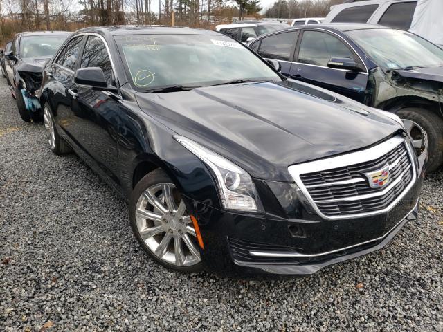 Cadillac Vehiculos salvage en venta: 2015 Cadillac ATS Luxury