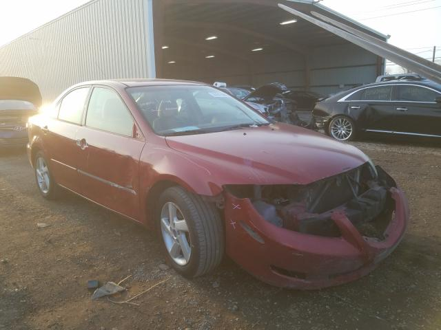 Salvage cars for sale from Copart Houston, TX: 2004 Mazda 6 I