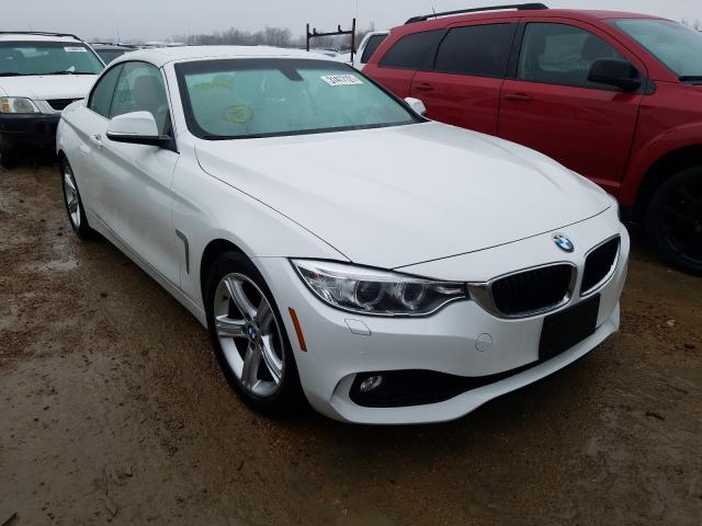 Salvage 2014 BMW 4 SERIES - Small image. Lot 31417121