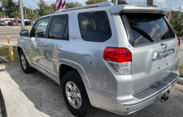 купить 2010 Toyota 4Runner Sr 4.0L JTEZU5JR5A5011954
