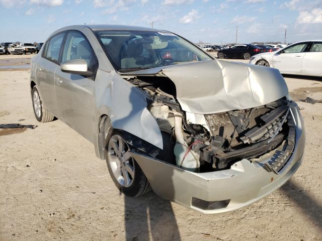Salvage cars for sale from Copart Temple, TX: 2007 Nissan Sentra 2.0