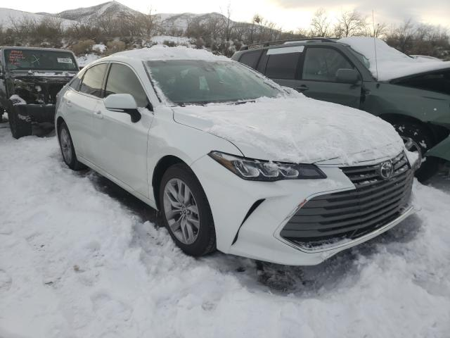 Salvage cars for sale from Copart Reno, NV: 2021 Toyota Avalon XLE