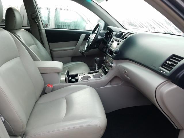 пригнать из сша 2013 Toyota Highlander 3.5L 5TDZK3EH2DS141091
