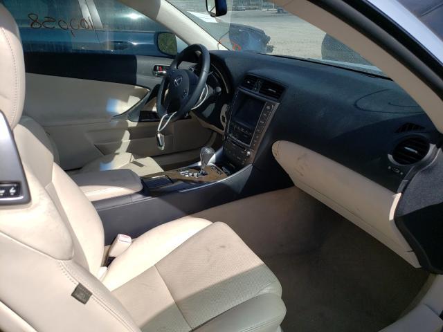 2010 Lexus IS | Vin: JTHFF2C25A2513217