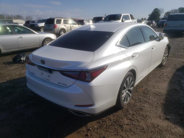2019 LEXUS ES 350 - Right Rear View