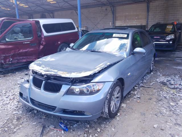 2007 BMW 328 I - Left Front View