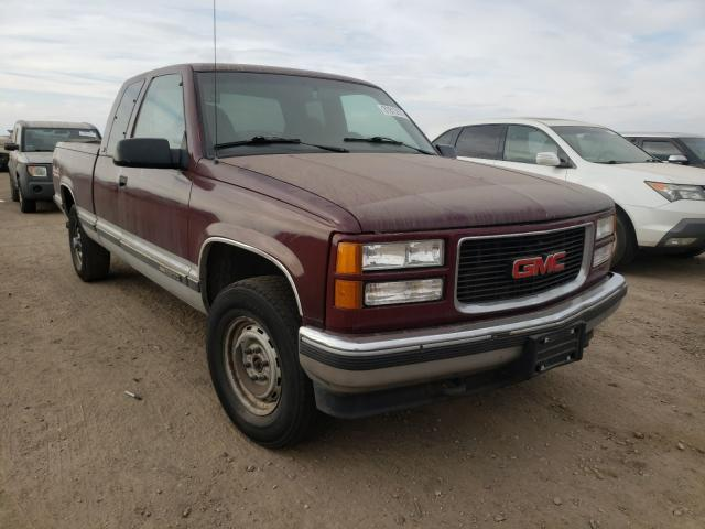 GMC salvage cars for sale: 1995 GMC Sierra K25