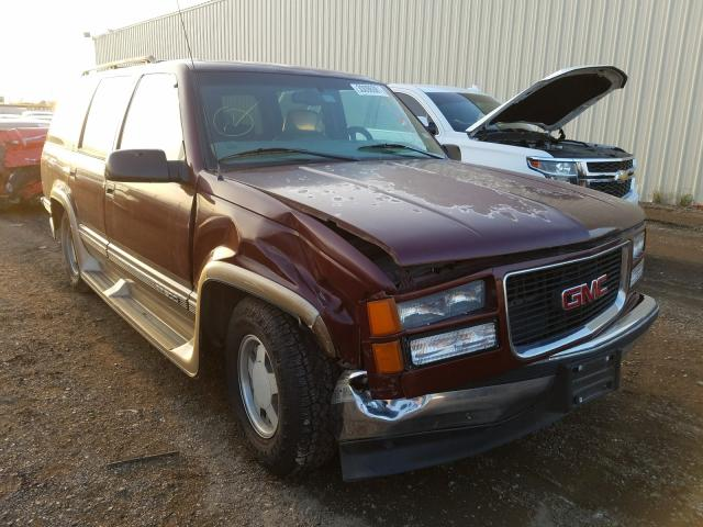 GMC Yukon salvage cars for sale: 1999 GMC Yukon