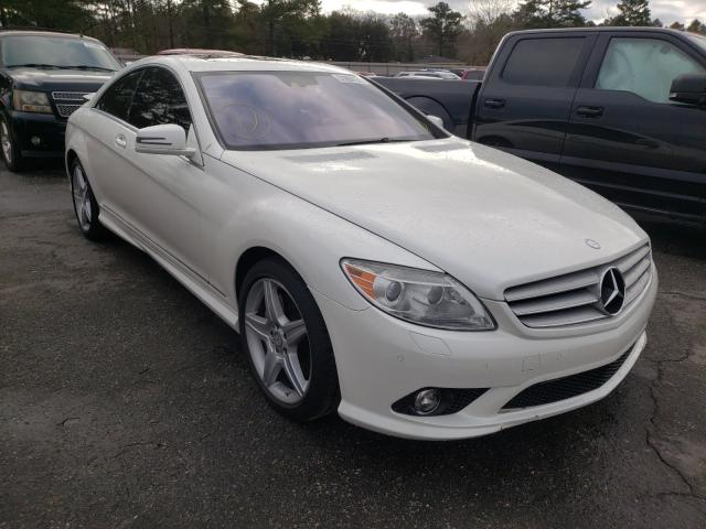 Salvage cars for sale at Eight Mile, AL auction: 2010 Mercedes-Benz CL 550 4matic