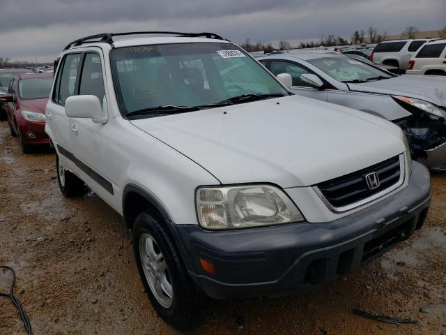 Honda CRV salvage cars for sale: 2000 Honda CRV