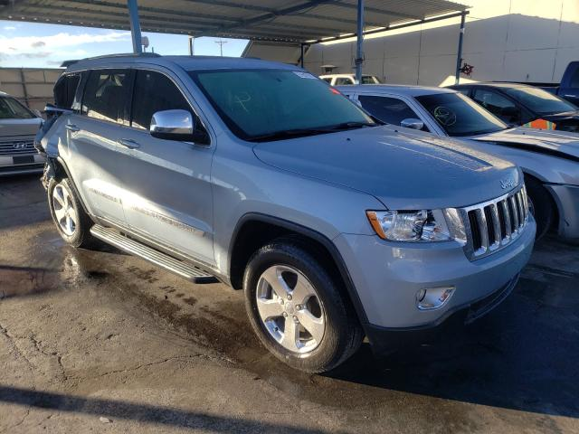 Salvage cars for sale from Copart Anthony, TX: 2013 Jeep Grand Cherokee