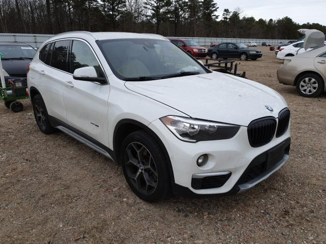 BMW salvage cars for sale: 2017 BMW X1 XDRIVE2